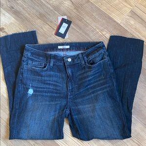 Tommy Hilfiger Denim Rough Hem Ankle Jeans 🇺🇸
